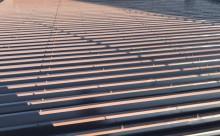 愛知県西三河東三河西尾市店舗外壁塗装屋根塗装外壁耐候性シリコン塗装屋根超低汚染遮熱シリコン塗装傷み汚れ割れクラック色褪せ欠け屋根施工写真完成