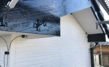 愛知県西三河東三河西尾市碧南市外壁塗装色褪せ汚れ傷み割れクラック外壁補修施工後破風