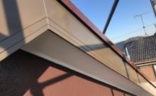 愛知県岡崎市西尾市外壁塗装超低汚染遮熱シリコン塗装屋根塗装超低汚染遮熱フッ素塗装色褪せシール割れクラック欠け苔汚れ施工後破風