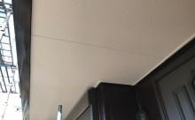 愛知県岡崎市西尾市外壁塗装超低汚染遮熱シリコン塗装屋根塗装超低汚染遮熱フッ素塗装色褪せシール割れクラック欠け苔汚れ施工後軒天軒裏