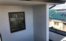 愛知県西三河東三河西尾市外壁塗装超低汚染遮熱シリコンアステックリファイン塗装外壁修繕汚れひび割れ欠けクラック色褪せ施工後完成外壁