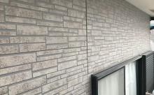 愛知県西三河東三河西尾市碧南市外壁塗装色褪せ汚れ傷み割れクラック外壁補修外壁塗装工事現状