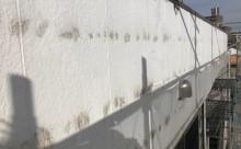 愛知県西三河東三河西尾市店舗外壁塗装屋根塗装外壁耐候性シリコン塗装屋根超低汚染遮熱シリコン塗装傷み汚れ割れクラック色褪せ欠け外壁施工現状