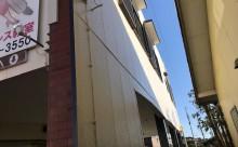 愛知県西三河東三河西尾市店舗外壁塗装屋根塗装外壁耐候性シリコン塗装屋根超低汚染遮熱シリコン塗装ニュートラルホワイト傷み汚れ割れクラック色褪せ欠け施工後全体