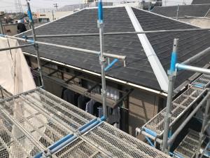 西尾市屋根カバー工法