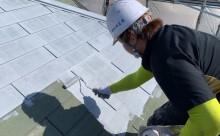 愛知県西三河東三河額田郡幸田町外壁塗装アステック超低汚染無機フッ素スーパーシャネツサーモトゥルーブラックプライマー