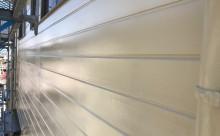 愛知県西三河東三河碧南市外壁塗装アステックシリコン塗装ベージュ剥がれ色褪せ錆完成