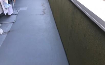 愛知県西三河東三河西尾市外壁塗装アステック超低汚染リファインSiシリコン塗装モカベランダ防水FRPトップ保護塗装仕上げ現状