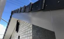 愛知県西三河東三河西尾市付帯部塗装工事シーリング工事汚れシーリング割れ色褪せ施工後破風