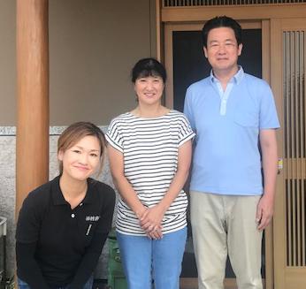愛知県西尾市『I様』外壁 ガイナ塗装