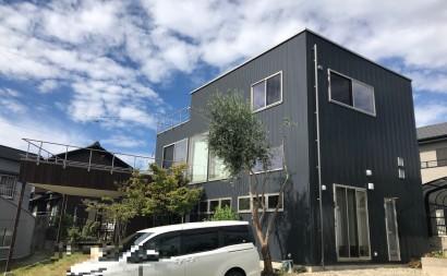 愛知県西三河東三河西尾市碧南市外壁塗装ガルバリウム鋼板ウッドデッキ解体屋上防水工事雨漏りメンテナンス施工後