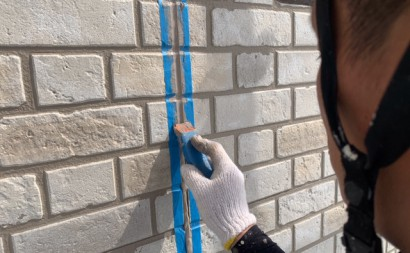 愛知県西三河東三河西尾市付帯部塗装工事シーリング工事汚れシーリング割れ色褪せ充填