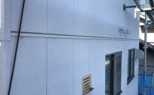 愛知県西三河東三河西尾市外壁塗装アステックリファインSi超低汚染シリコン塗装カラーボンドベイジュ外壁施工写真現状