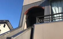 愛知県西三河東三河西尾市外壁塗装アステック超低汚染遮熱シリコン塗装カラーボンドベイジュ屋根塗装アドグリーンコートEXブラウン外壁改修部