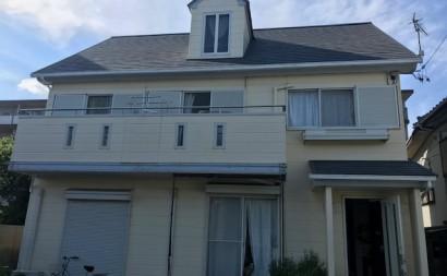 岡崎市外壁屋根遮熱塗装