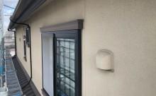 愛知県西三河東三河西尾市外壁塗装工事網戸張替え工事アステック超低汚染無機フッ素塗装カラーボンドベイジュ汚れ傷み色褪せメンテナンス外壁施工手順現状