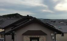 愛知県西三河東三河西尾市外壁塗装工事網戸張替え工事アステック超低汚染無機フッ素塗装カラーボンドベイジュ汚れ傷み色褪せメンテナンス施工後破風板