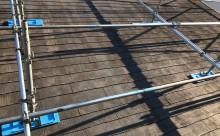 岡崎市屋根塗装現状