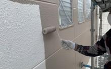 愛知県西尾市店舗外壁塗装アステック超低汚染遮熱シリコン屋根高耐候性遮熱フッ素塗装店舗