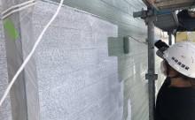 西尾市外壁アステック遮熱塗装
