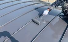 西尾市店舗外壁塗装アステック超低汚染遮熱シリコン根高耐候性遮熱フッ素塗装