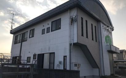 西尾市店舗外壁屋根アステック塗装
