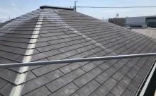 西尾市屋根塗装カラーベスト