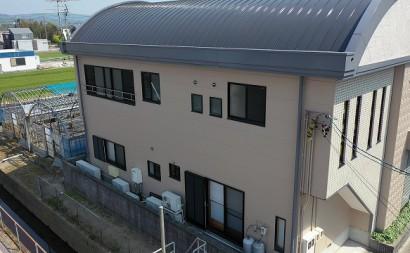 西三河、タイル壁撥水材、ALC超低汚染シリコン塗装、屋根遮熱フッソ塗装