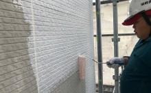安城市外壁アステック遮熱塗装