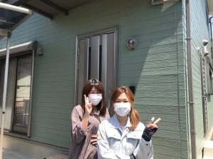 愛知県西尾市『H様』【外壁】超低汚染遮熱シリコン塗装