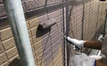 西尾市外壁アステックアイアンバーグ