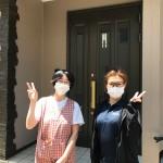 愛知県西尾市『N様』【外壁】超低汚染遮熱シリコン塗装【付帯部】4Fフッ素塗装、コーナーアクセント