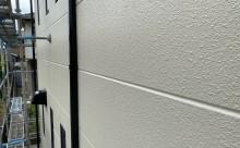 西尾市、ALC、無機フッ素塗装、ホワイト