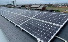 西尾市、太陽光パネル脱着、屋根塗装