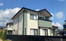 西尾市、外壁塗装、超低汚染フッ素塗装