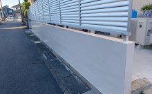 西三河、外壁塗装、漆喰工事、外構工事