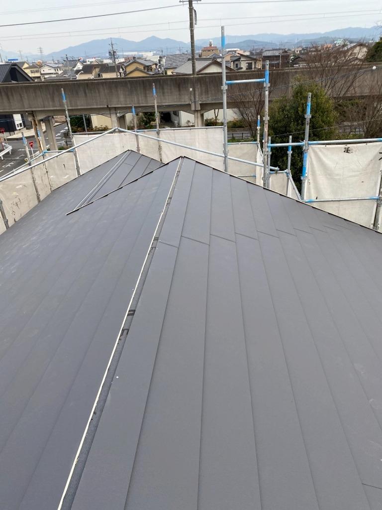 西三河、外壁塗装、屋根カバー工法