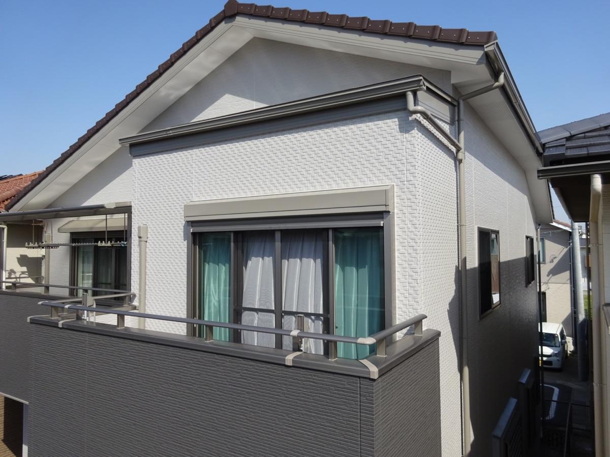 高浜市、外壁塗装アステック、外構工事ポスト新設