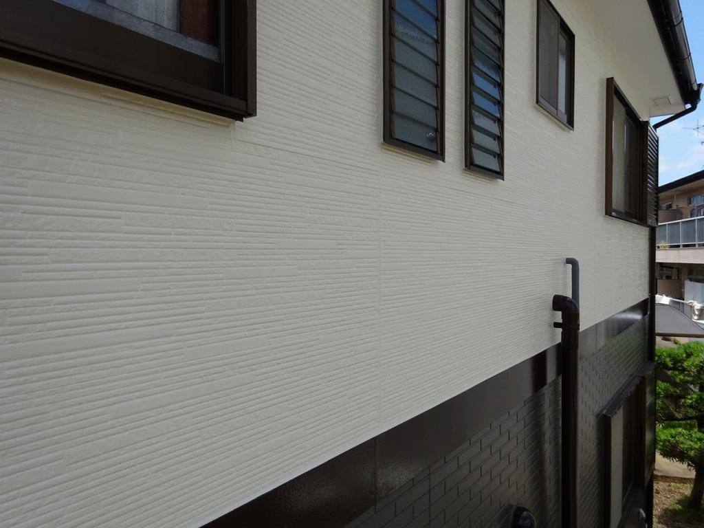 村井塗装職人により塗装工事完了