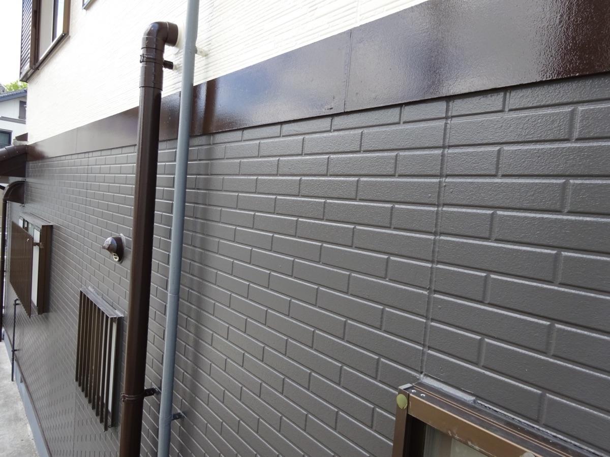 西尾市村井塗装完成