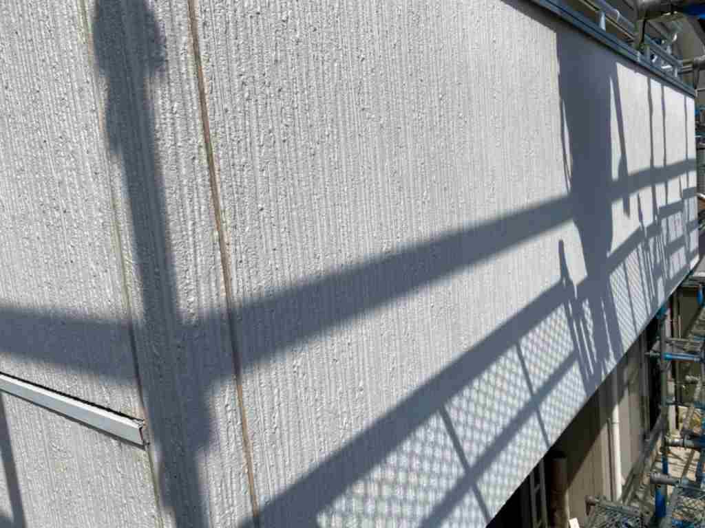 西尾市 外壁塗装現状